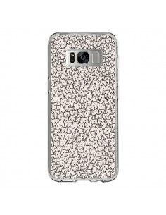 Coque Samsung S8 A lot of cats chat - Santiago Taberna