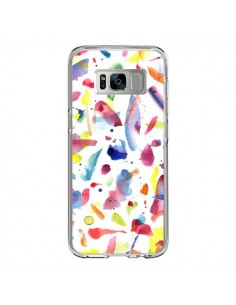 Coque Samsung S8 Colorful Summer Flavours - Ninola Design