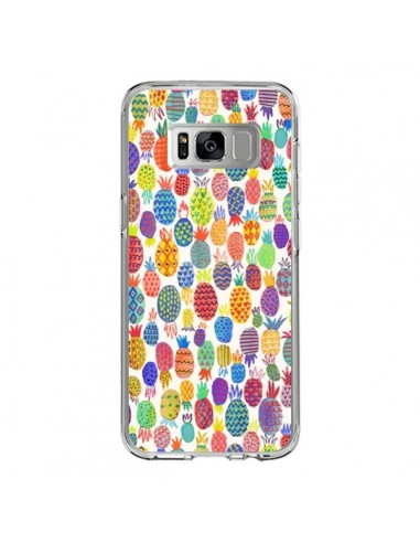 Coque Samsung S8 Cute Pineapples - Ninola Design