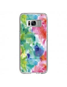 Coque Samsung S8 Organic Bold Shapes - Ninola Design