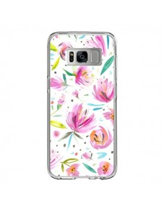Coque Samsung S8 Painterly Waterolor Texture - Ninola Design