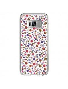 Coque Samsung S8 Peonies Pink - Ninola Design