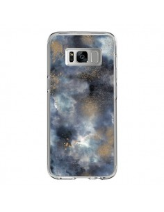 Coque Samsung S8 Relaxing Tropical Dots - Ninola Design