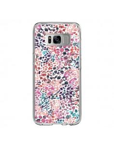 Coque Samsung S8 Soft Nautical Watercolor Lines - Ninola Design
