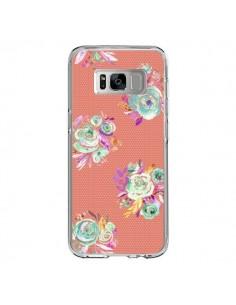 Coque Samsung S8 Spring Flowers - Ninola Design