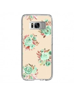 Coque Samsung S8 Sweet Kisses Pink Lips - Ninola Design
