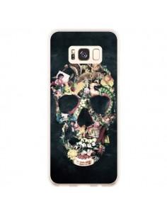 Coque Samsung S8 Plus Skull Vintage Tête de Mort - Ali Gulec