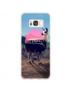 Coque Samsung S8 Plus Llama - Ali Gulec