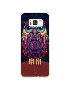 Coque Samsung S8 Plus Chouette Owl - Ali Gulec