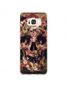 Coque Samsung S8 Plus Jungle Skull Tête de Mort - Ali Gulec