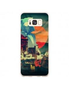 Coque Samsung S8 Plus Abracadabra Magicien Chien Lapin - Ali Gulec
