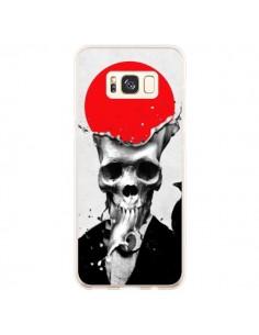 Coque Samsung S8 Plus Splash Skull Tête de Mort - Ali Gulec