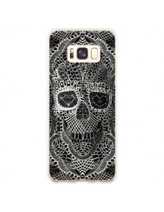 Coque Samsung S8 Plus Skull Lace Tête de Mort - Ali Gulec