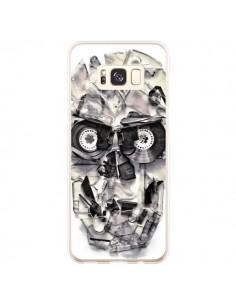 Coque Samsung S8 Plus Tape Skull K7 Tête de Mort - Ali Gulec