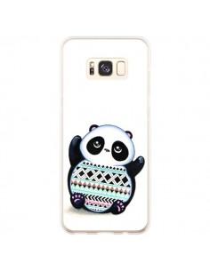 Coque Samsung S8 Plus Panda Azteque - Annya Kai