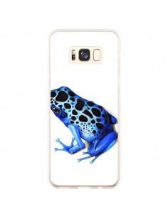 Coque Samsung S8 Plus Grenouille Bleue - Annya Kai
