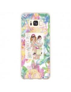 Coque Samsung S8 Plus Mother's Day Fête des Mères - AlekSia