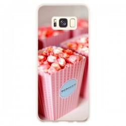 Coque Samsung S8 Plus Punk Popcorn Rose - Asano Yamazaki