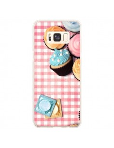 Coque Samsung S8 Plus Petit Dejeuner Cupcakes - Benoit Bargeton