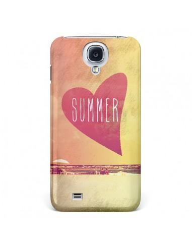 Coque Summer Love Eté pour Galaxy S4 - Mary Nesrala