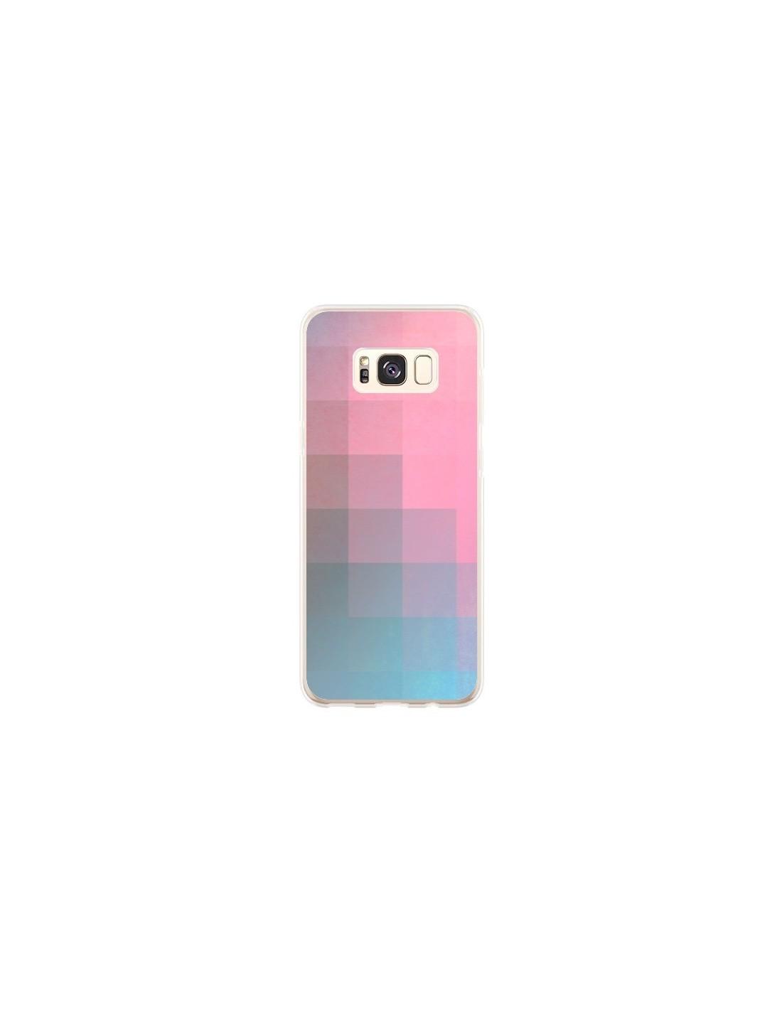 Coque Samsung S8 Plus Girly Pixel Surface - Danny Ivan