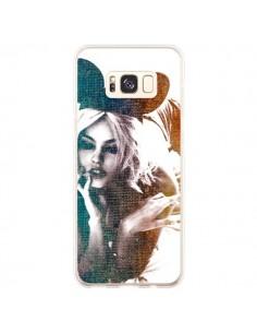 Coque Samsung S8 Plus Mickey Lady - Daniel Vasilescu