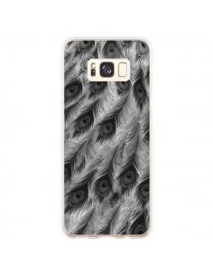 Coque Samsung S8 Plus Paon Robe - Jenny Liz Rome