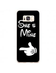Coque Samsung S8 Plus She's Mine Elle est à Moi Amour Amoureux - Laetitia