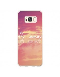Coque Samsung S8 Plus Fly Away - Mary Nesrala
