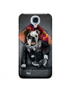 Coque Chien Bad Dog pour Galaxy S4 - Maximilian San