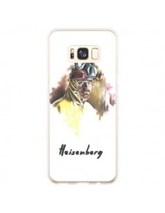 Coque Samsung S8 Plus Walter White Heisenberg Breaking Bad - Percy