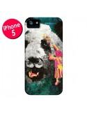 Coque Panda Pandamonium pour iPhone 5 et 5S - Maximilian San