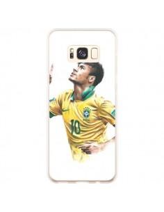 Coque Samsung S8 Plus Neymar Footballer - Percy