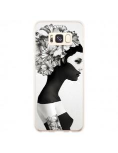 Coque Samsung S8 Plus Marianna Fille Fleurs - Ruben Ireland et Jenny Liz Rome