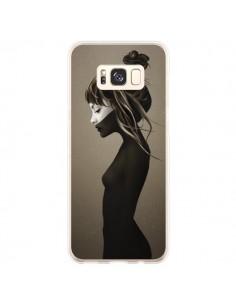 Coque Samsung S8 Plus Fille Pensive - Ruben Ireland