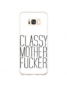 Coque Samsung S8 Plus Classy Mother Fucker - Sara Eshak