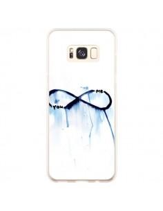 Coque Samsung S8 Plus Forever You and Me Love - Sara Eshak
