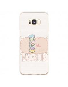 Coque Samsung S8 Plus Macaron Gateau - Sara Eshak