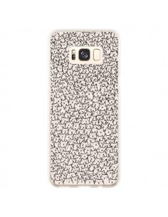 Coque Samsung S8 Plus A lot of cats chat - Santiago Taberna