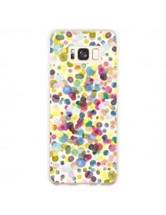 Coque Samsung S8 Plus Color Drops - Ninola Design