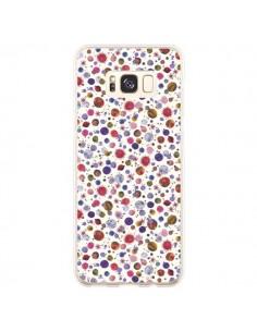 Coque Samsung S8 Plus Peonies Pink - Ninola Design