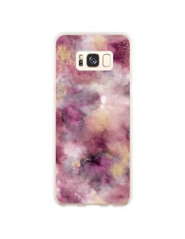 Coque Samsung S8 Plus Roses Bouquet Pink - Ninola Design