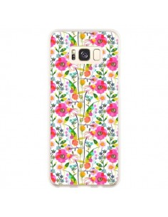 Coque Samsung S8 Plus Spring Colors Multicolored - Ninola Design
