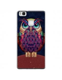 Coque Huawei P9 Lite Chouette Owl - Ali Gulec