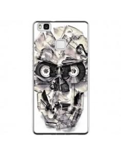 Coque Huawei P9 Lite Tape Skull K7 Tête de Mort - Ali Gulec