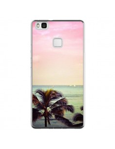 Coque Huawei P9 Lite Sunset Palmier Palmtree - Asano Yamazaki