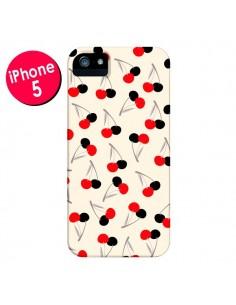 Coque Cerises Cherry pour iPhone 5 et 5S - Leandro Pita