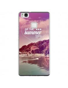 Coque Huawei P9 Lite Summer Feeling _té - Eleaxart