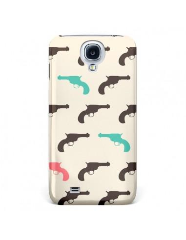 Coque Gun Pistolet pour Galaxy S4 - Leandro Pita