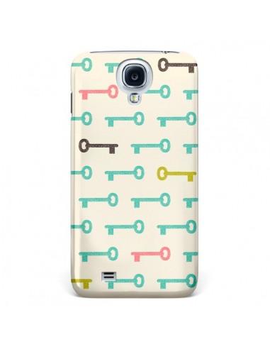 Coque Clefs Keys pour Galaxy S4 - Leandro Pita